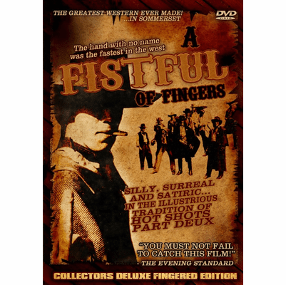 A Fistful of Fingers 1995 on DVD