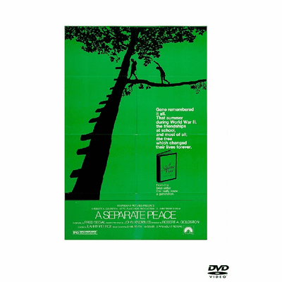 A Separate Peace 1972 on DVD