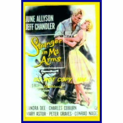 A Stranger in My Arms 1959 on DVD