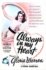Always in My Heart 1942 on DVD