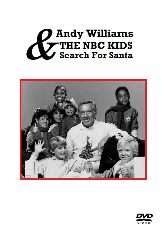 Andy Williams and the NBC Kids Search for Santa 1985 on DVD