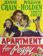Apartment for Peggy 1948 on DVD
