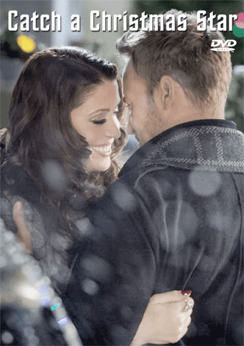 Catch A Christmas Star 2013 on DVD