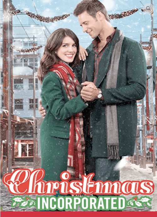 Christmas Incorporated 2015 on DVD