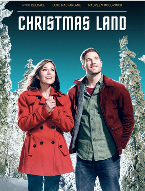 Christmas Land 2015 on DVD
