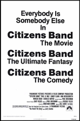 Citizens Band 1977 on DVD