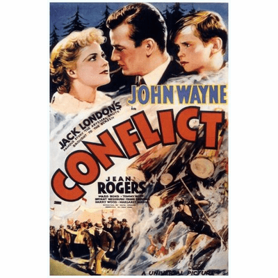 Conflict 1936 on DVD