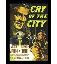 Cry of the City 1948 on DVD