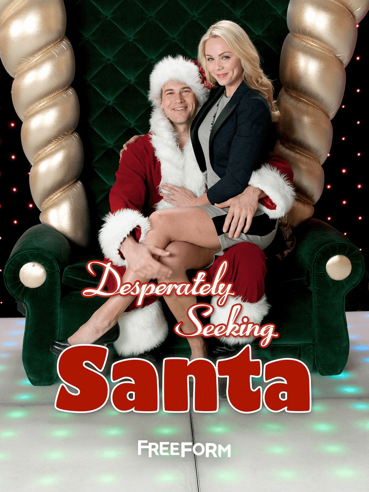 Desperately Seeking Santa 2011 on DVD