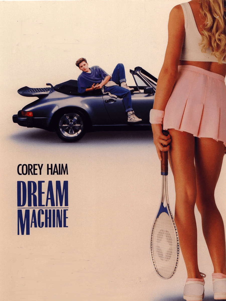 Dream Machine 1991 on DVD