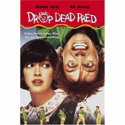 Drop Dead Fred 1991 on DVD