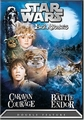 Ewok Adventures Double Feature - Caravan of Courage and The Battle for Endor on DVD