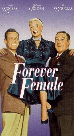 Forever Female 1954 on DVD
