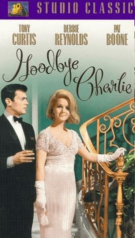 Goodbye Charlie 1964 on DVD