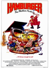 Hamburger The Motion Picture 1986 on DVD