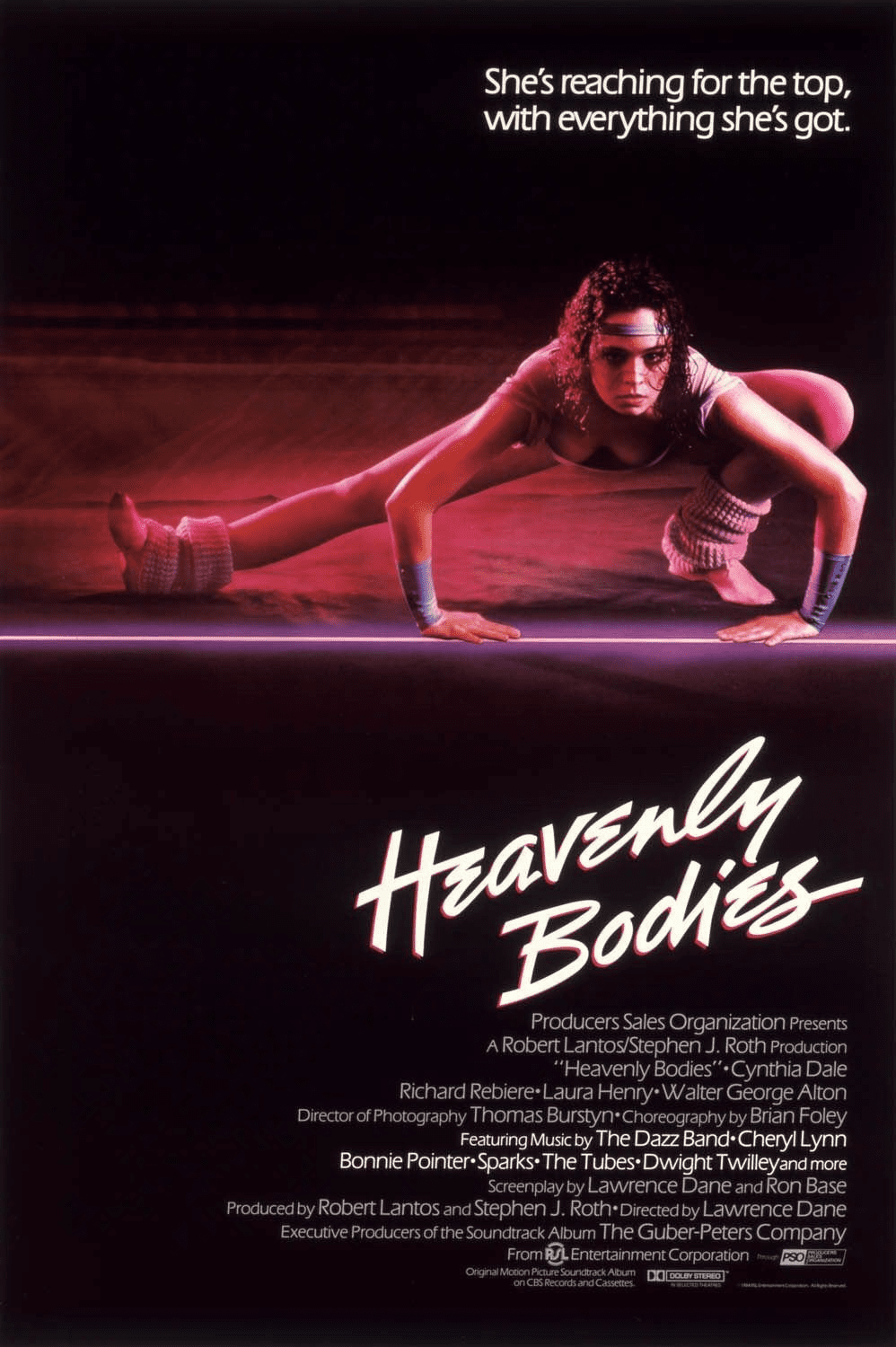 Heavenly Bodies 1984 on DVD
