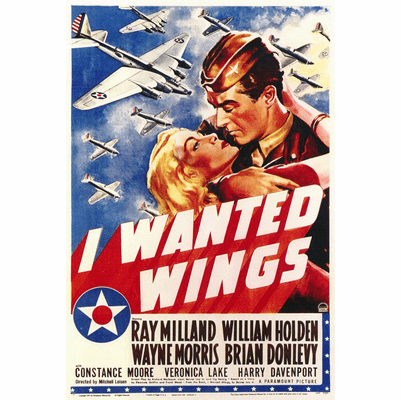 I Wanted Wings 1941 on DVD