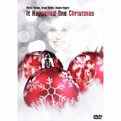It Happened One Christmas 1977 on DVD