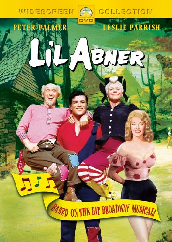 Li'l Abner 1959 on DVD