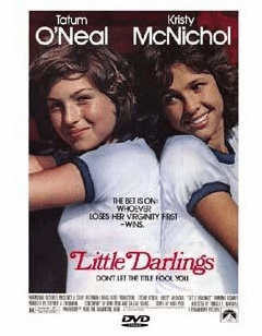 Little Darlings 1980 on DVD