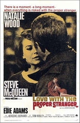Love with the Proper Stranger 1963 on DVD