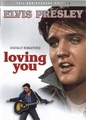 Loving You 1957 on DVD