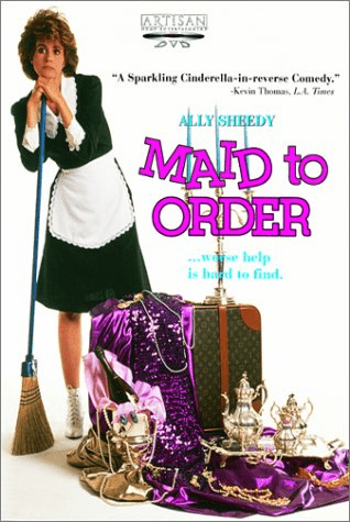 Maid to Order 1987 on DVD