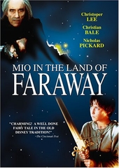 Mio in the Land of Faraway 1987 on DVD