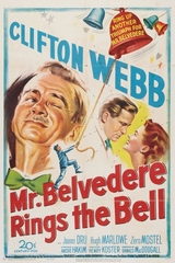 Mr. Belvedere Rings the Bell 1951 on DVD