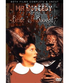 Mr. Boogedy and Bride of Boogedy 1986 on DVD