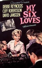 My Six Loves 1963 on DVD