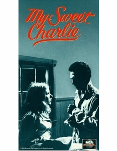 My Sweet Charlie 1970 on DVD