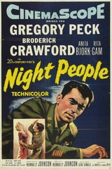 Night People 1954 on DVD