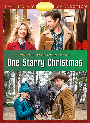 One Starry Christmas 2014 on DVD