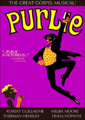 Purlie 1981 on DVD