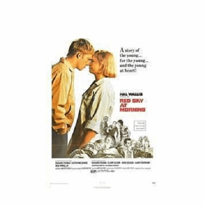 Red Sky at Morning 1971 on DVD