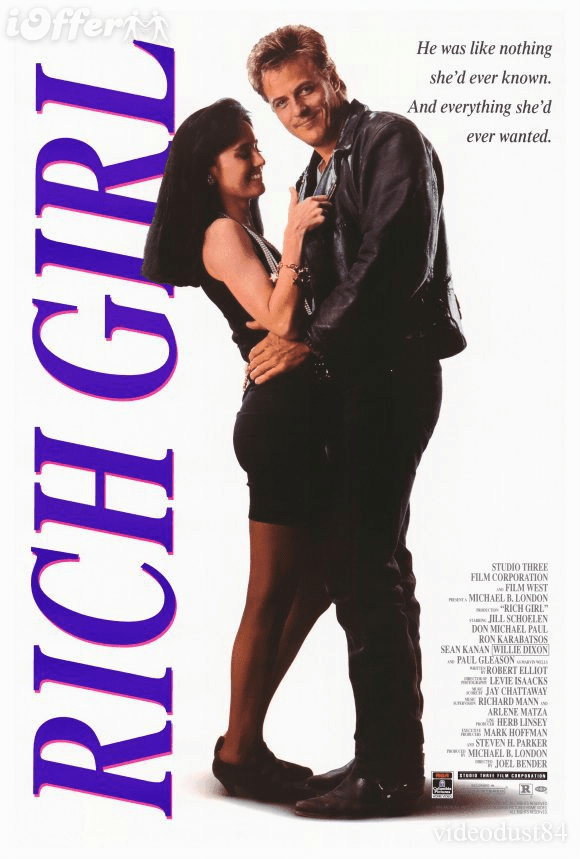 Rich Girl 1991 on DVD