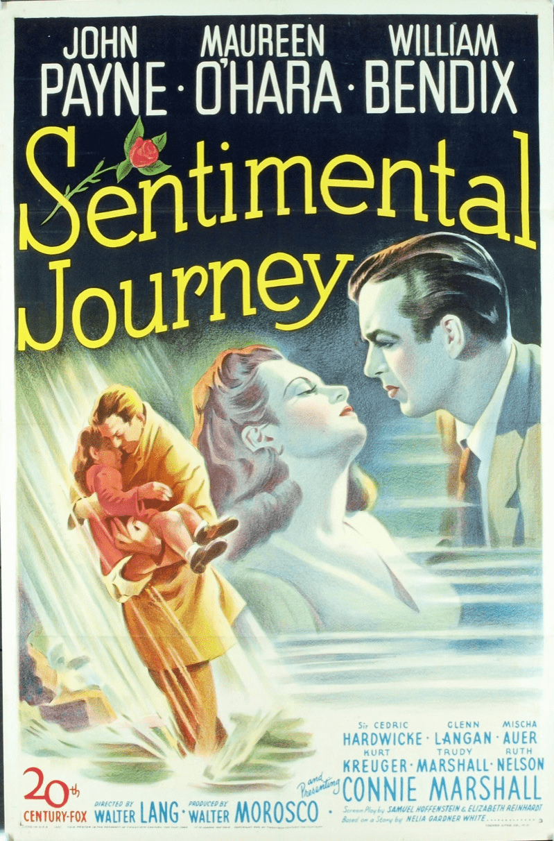 Sentimental Journey 1946 on DVD