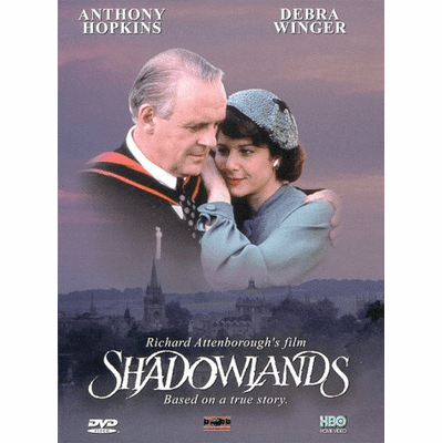 Shadowlands 1993  on DVD