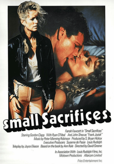Small Sacrifices 1989 on DVD