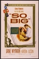 So Big 1953 on DVD