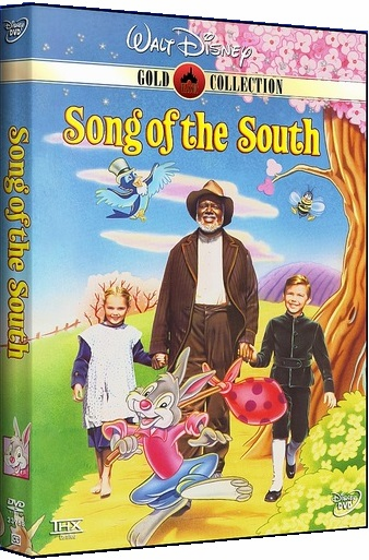Song of The South 1946 on DVD