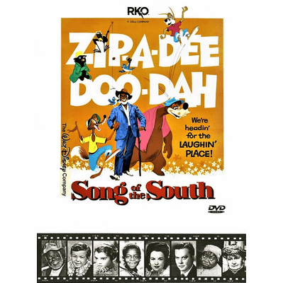 Song ot the South on DVD (1946 Original - Uncut)