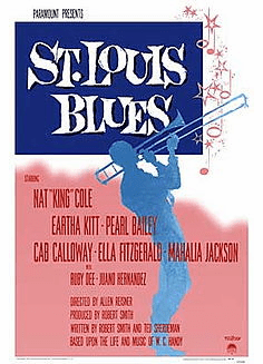 St. Louis Blues 1958 on DVD