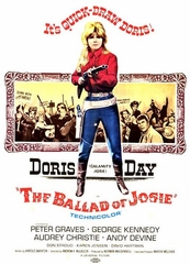 The Ballad of Josie 1967 on DVD