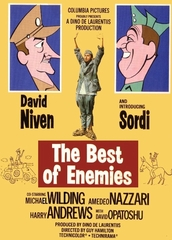 The Best of Enemies 1961 on DVD