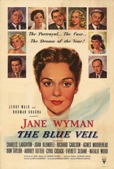 The Blue Veil 1951 on DVD