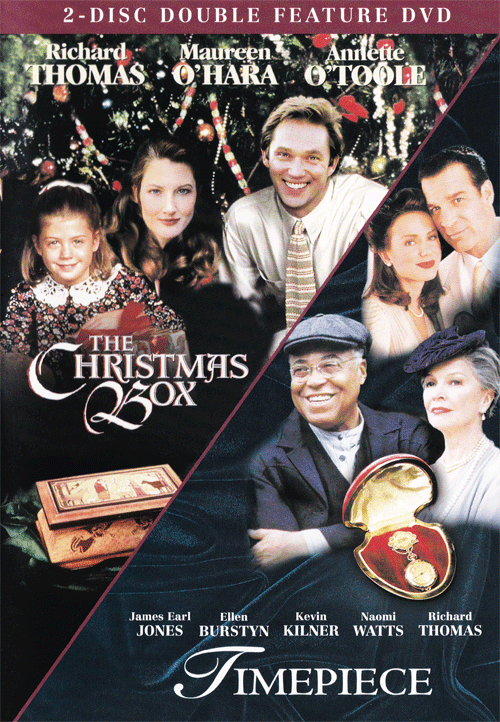 the christmas box and timepiece on dvd - Undercover Christmas