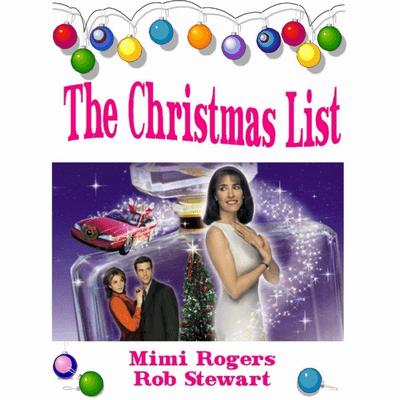 The Christmas List 1997 on DVD