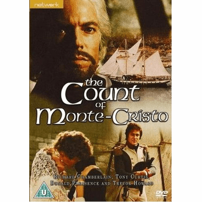 The Count of Monte-Cristo 1975 on DVD